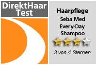 Produkttest Seba Med Every-Day Shampoo
