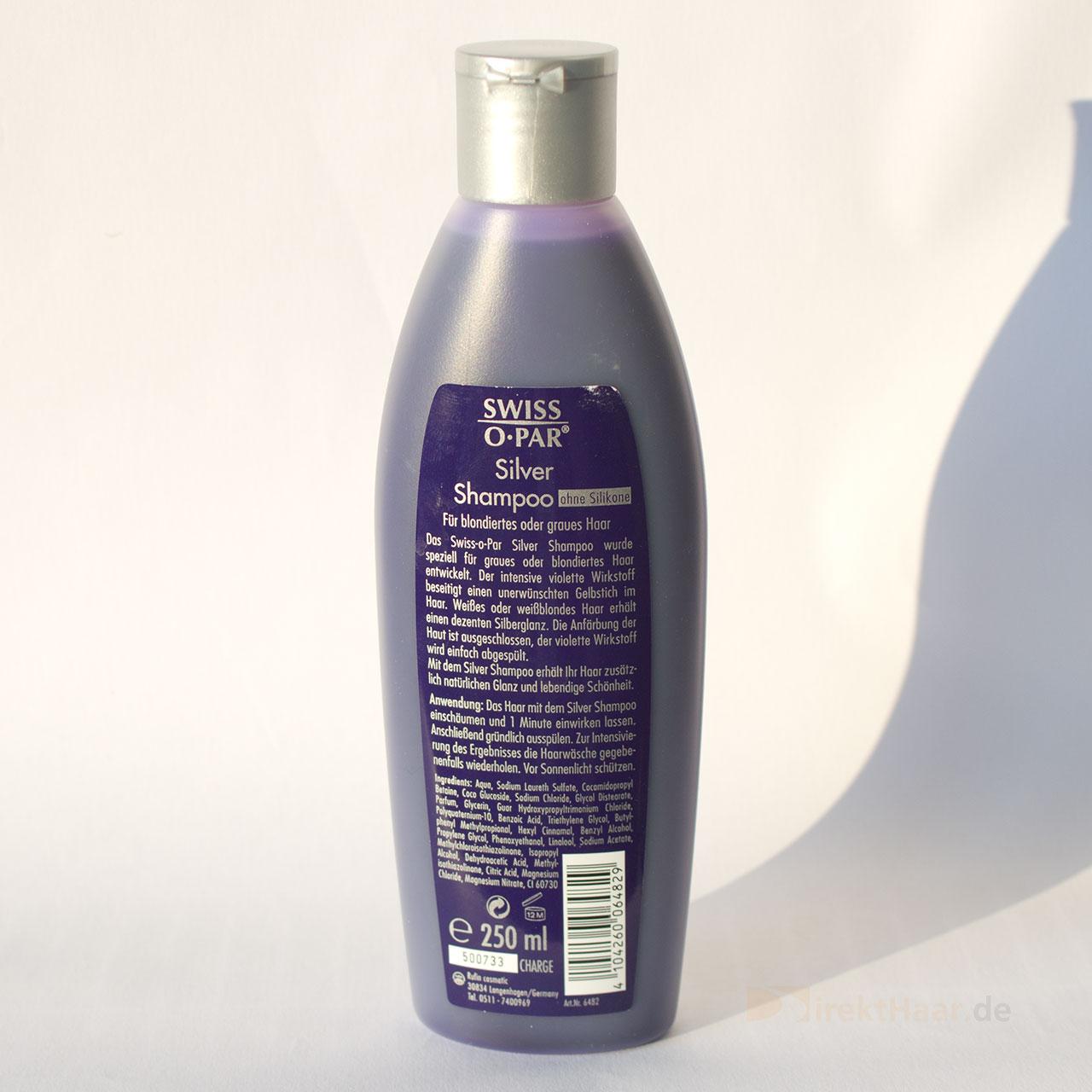Haarfarben entzieher shampoo