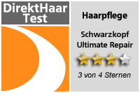 Produkttest Schwarzkopf Gliss Kur Hair Repair Ultimate Repair Express-Repair-Spülung
