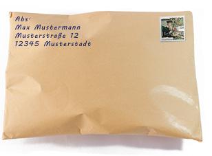 Umschlag Maxibrief