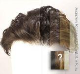 Swiss Lace Toupet - Farbwahl Maßanfertigung | Haarprobe eingeschickt