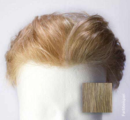 Swiss Lace Toupet - Farbe #17 Blond