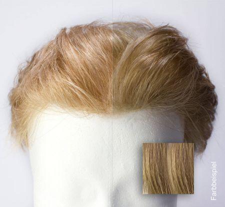 Swiss Lace Toupet - Farbe #20R Blond