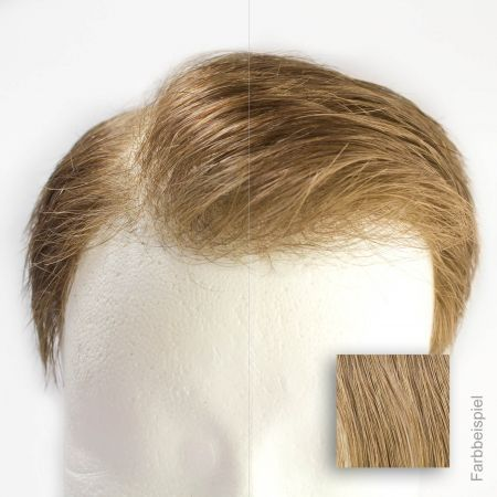 Ultra Lace Toupet - Farbe #12R Mittelblond