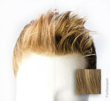French Lace Toupet - Farbe #20R Blond