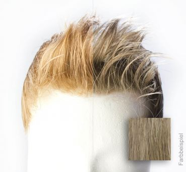 French Lace Toupet - Farbe #17 Blond
